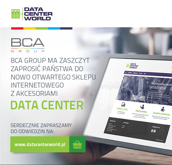 Sklep z akcesoriami Data Center